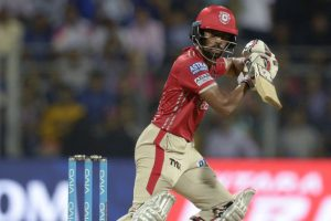 Wriddhiman Saha-inspired Kings XI Punjab beat Mumbai Indians by 7 runs