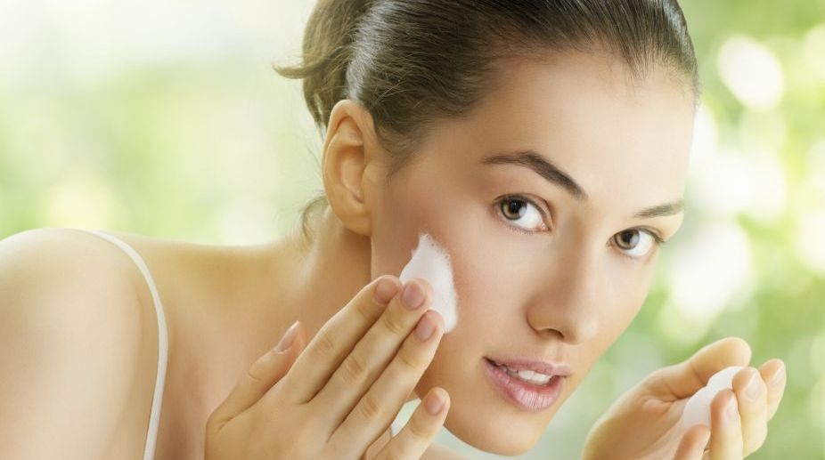 Five sensitive skincare tips