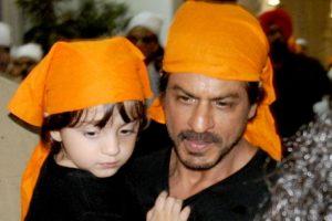 AbRam not Aryan's love child, reveals Shah Rukh