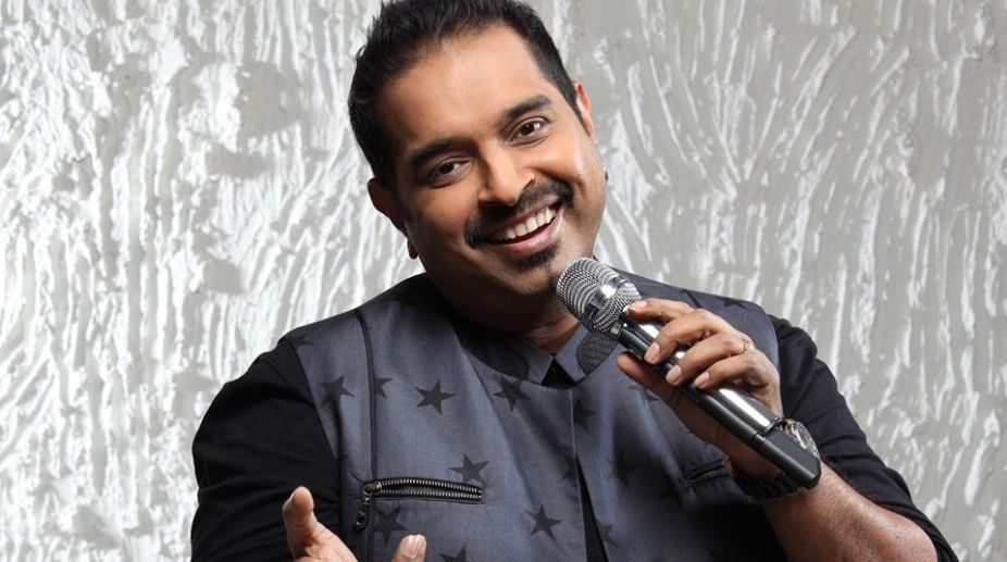 Our country has the best music in the world: Shankar Mahadevan