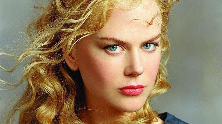 Nicole Kidman donating wedding dress to artist - The Statesman
