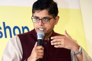 Baijayant Panda tenders his resignation from Lok Sabha