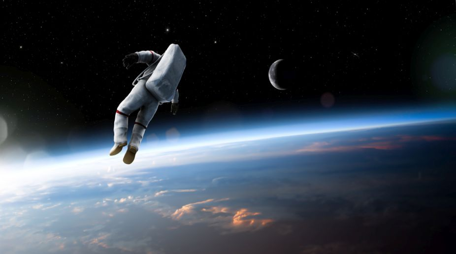 Zero gravity can affect regenerative health of space travellers