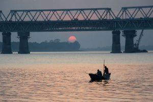 100-year-old British-era bridge going strong in Pakistan