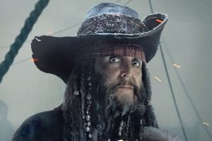 Paul McCartney confirms 'Pirates 5' role with character poster