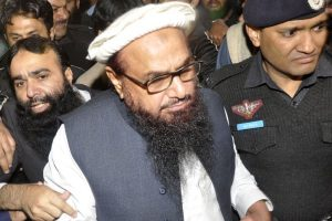 Saeed slaps Rs 100 million 'defamation' notice on Pak minister