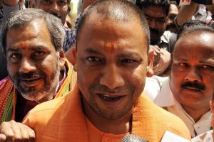 Need to expose those who distorted history: Yogi Adityanath