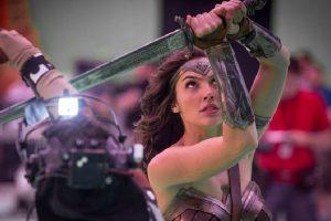 Gal Gadot brings 'wonderful things' to 'Wonder Woman'