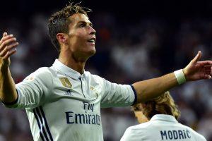 La Liga: Cristiano Ronaldo guides Real Madrid past Sevilla
