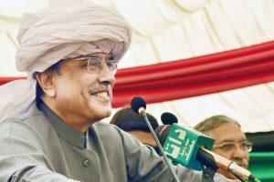Will not let Pakistan war against neighbours: Zardari