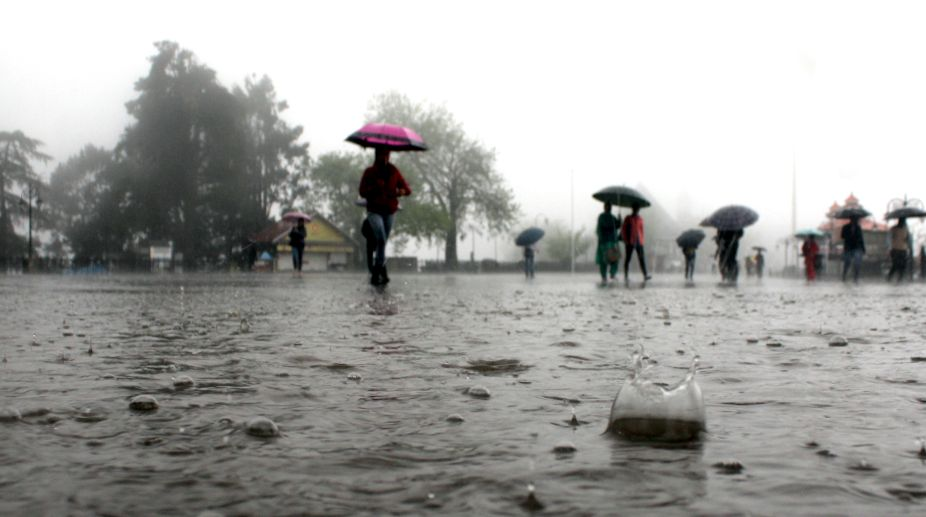 Himachal, Heavy Rainfall, Kangra District