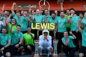 Spanish GP the rawest fight I have felt: Lewis Hamilton