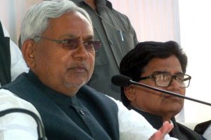 Not in race for PM post in 2019, says Nitish Kumar