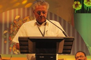 A year into power, Kerala CM slams UDF government's rule