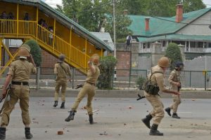 Foreign tourists stay away as unrest in J-K continues