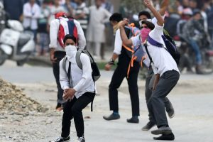 Jammu and Kashmir: Students clash with the police again