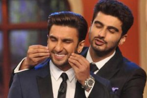 Ranveer turns 'half girlfriend' for Arjun Kapoor