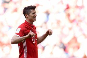 Robert Lewandowski desperate to top Bundesliga scoring charts
