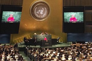 Raise women's role in conflict prevention, resolution: India
