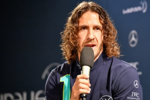 Carlos Puyol backs move to popularise football in India