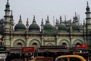 Police complaint against Tipu Sultan Mosque Imam