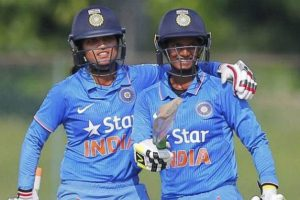 BCCI congratulates Indian women's team for record-breaking spree