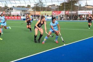 New Zealand thrash India 8-2 in women's hockey