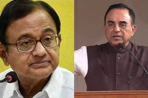 Of kickbacks and duels: Chidambarams vs Swamy