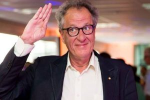 I have started looking at the age of my roles now: Geoffrey Rush