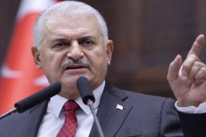Choose between Ankara and alleged coup plotters: Turkey PM to Germany