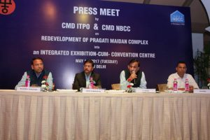 State-of-the-art exhibition centre to come up at Pragati Maidan