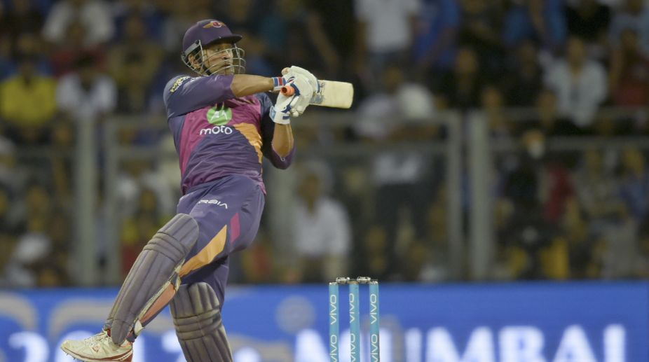 Michael Clarke calls MS Dhoni 'freak' after watching his fireworks