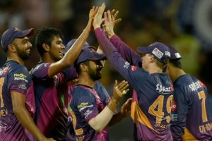 Rising Pune Supergiant slay Mumbai Indians to enter maiden IPL final