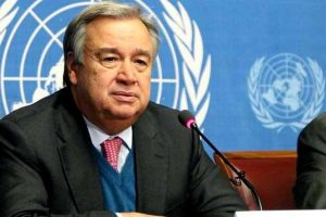 UN chief urges Suu Kyi to halt offensive against Rohingyas