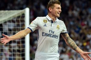Real Madrid's Kroos, Modric to play in PSG clash