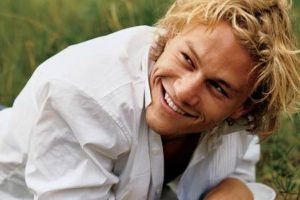 Heath Ledger was working on his directorial debut before death