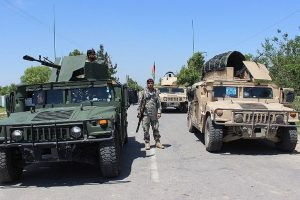 Armed attackers storm TV station in Afghanistan