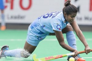 Sunita Lakra completes 100 International caps for Indian hockey team