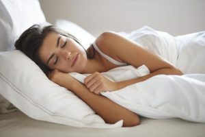 Get beauty sleep, not sleep wrinkles