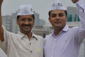 AAP MLA Somdutt put on trial for offence of rioting