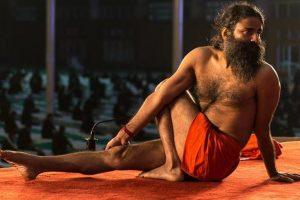 Baba Ramdev shoots for 'Nach Baliye 8'