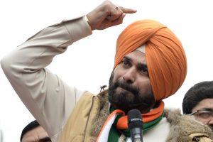 Our priority is to mitigate the lot of farmers: Navjot Sidhu