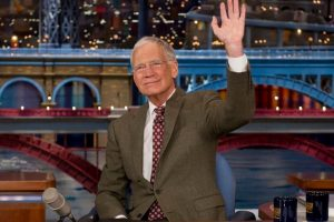 David Letterman wins Mark Twain Prize for American humour