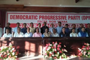 New political party floated in Nagaland