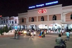 Vizag cleanest rly station, New Delhi ranked at 39