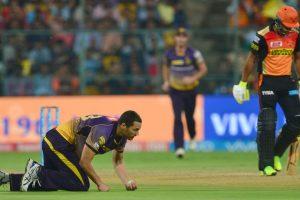 Heavy showers delay second innings in KKR-SRH IPL Eliminator
