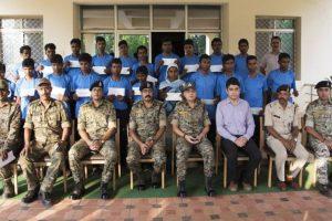 21 Maoists surrender in Chhattisgarh