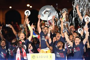 Monaco claim first Ligue 1 title in 17 years
