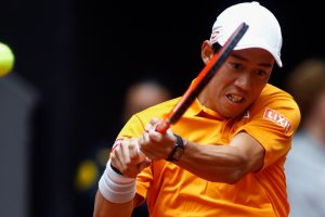 Rome Open: Kei Nishikori knocks out David Ferrer