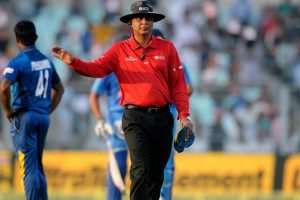 India's S Ravi to umpire opening game of Champions Trophy